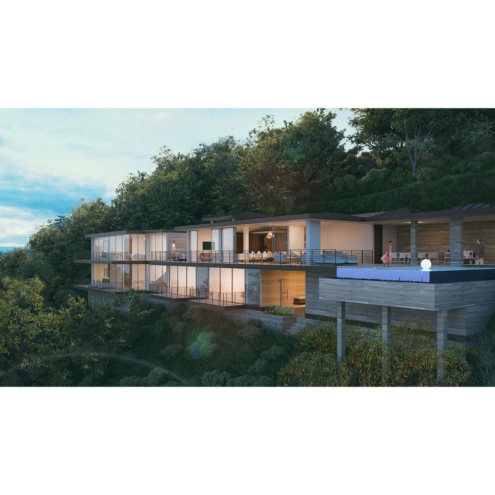 M+T AD Breaks Ground on Oil Nut Bay Residence on Virgin Gorda