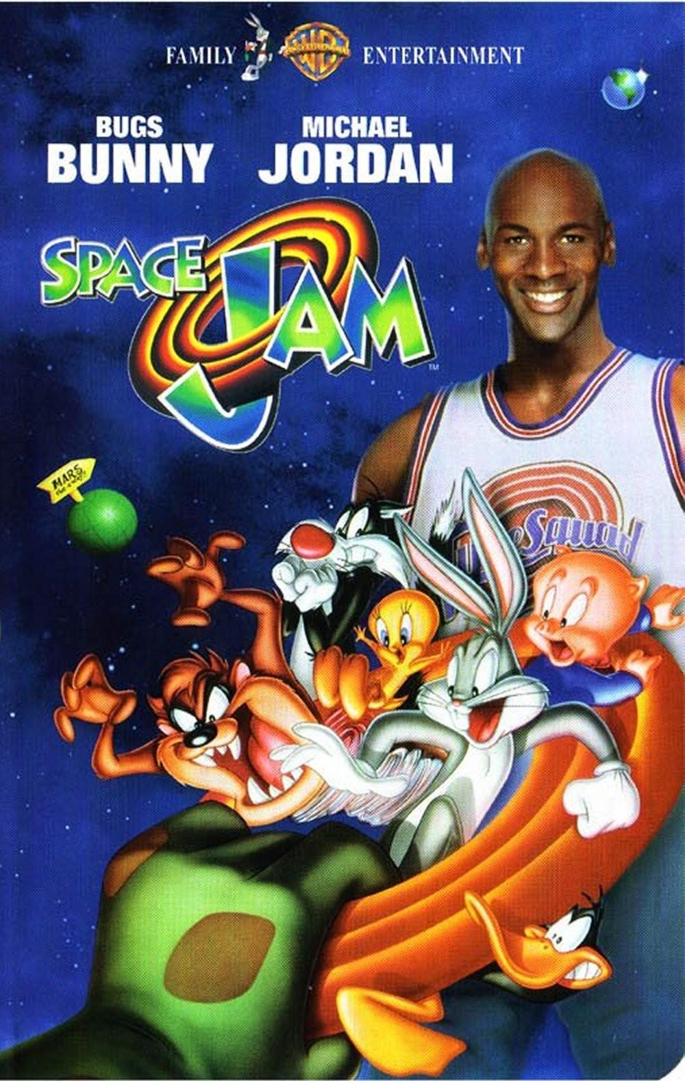 WHY I LOVE MOVIES.-Space Jam - 1996