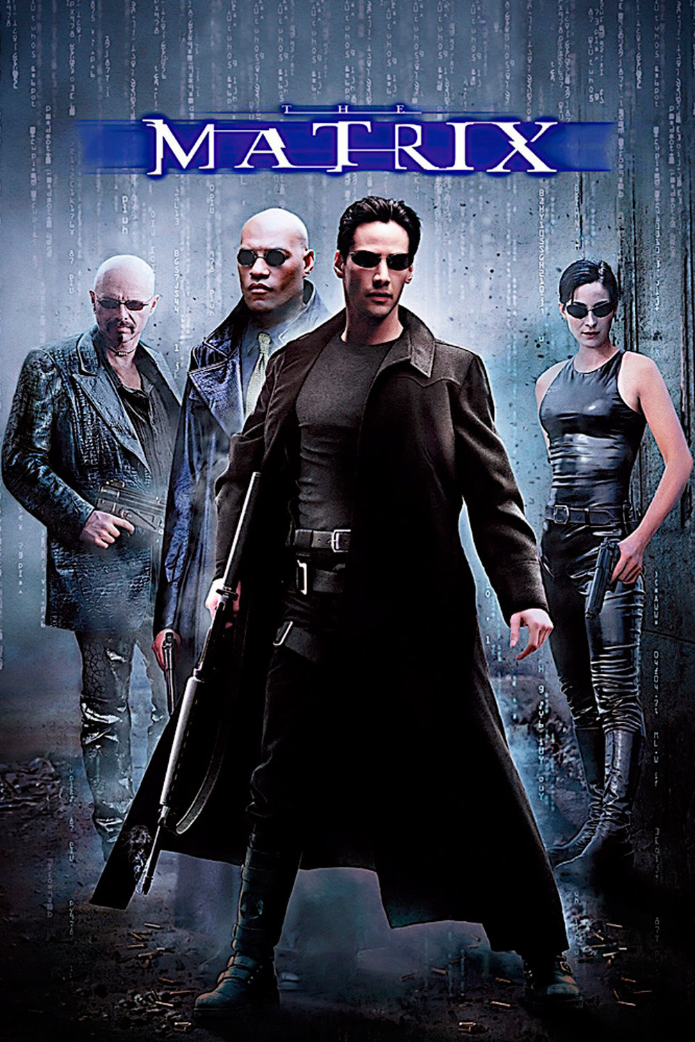 The matrix plot summary