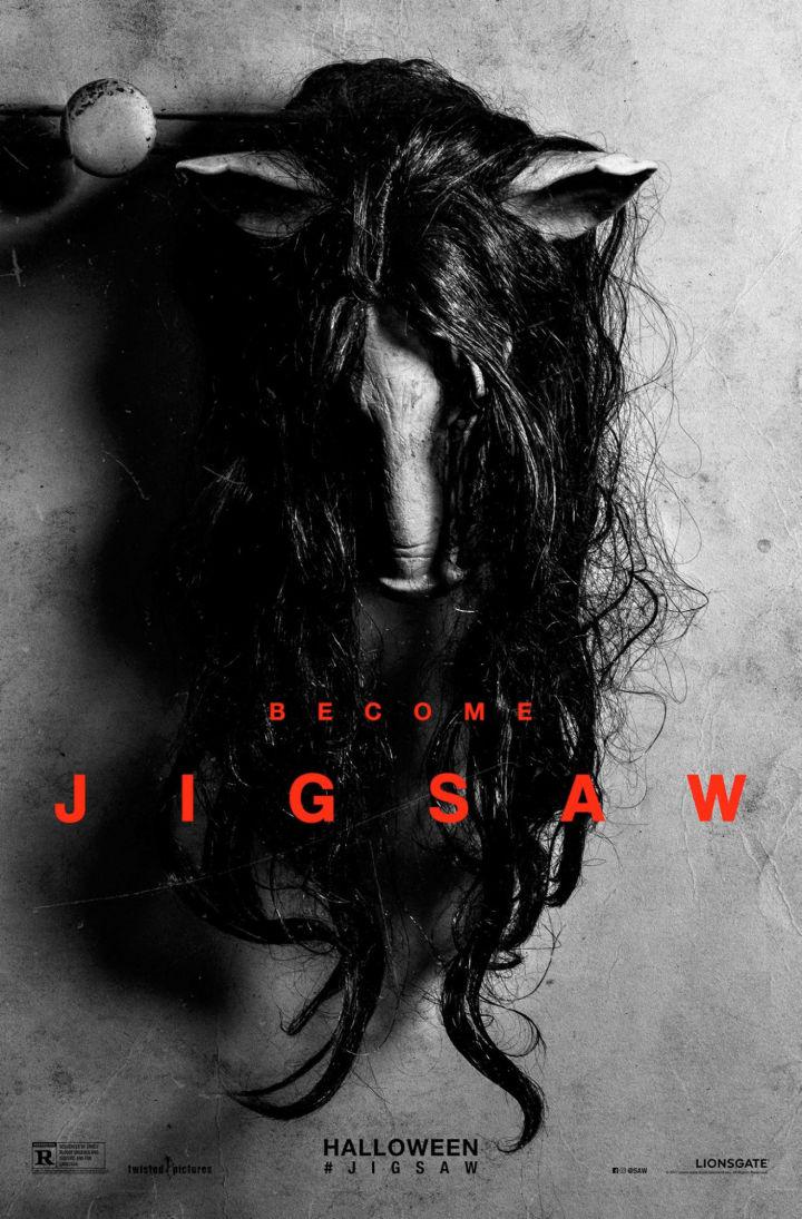 WHY I LOVE MOVIES -Jigsaw - 2017