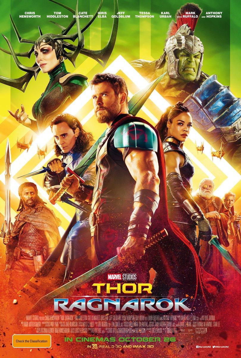Movie Top 3: Ragnarok (2017) 45