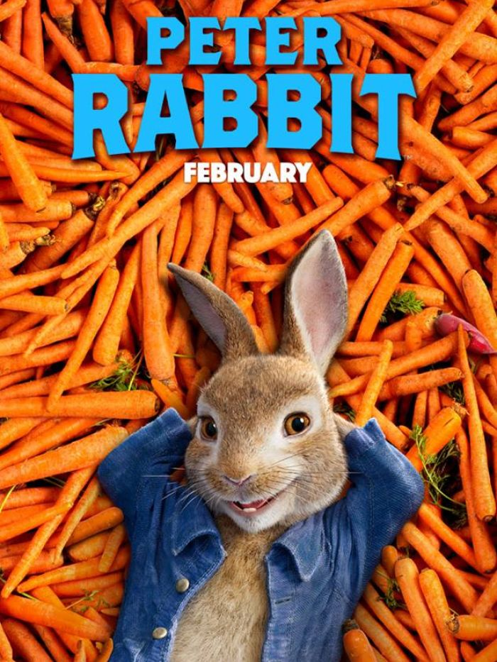 Why I Love Movies Peter Rabbit 2018