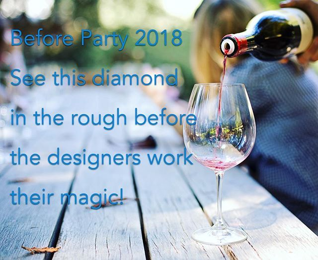 Come see the 2018 Symphony Show House before the designers work their magic! Tickets on sale now! Link in the bio. $30 per person. Light hors d'oeuvres and wine! #OCOL #SymphonyShowHouse2018 #SSH2018