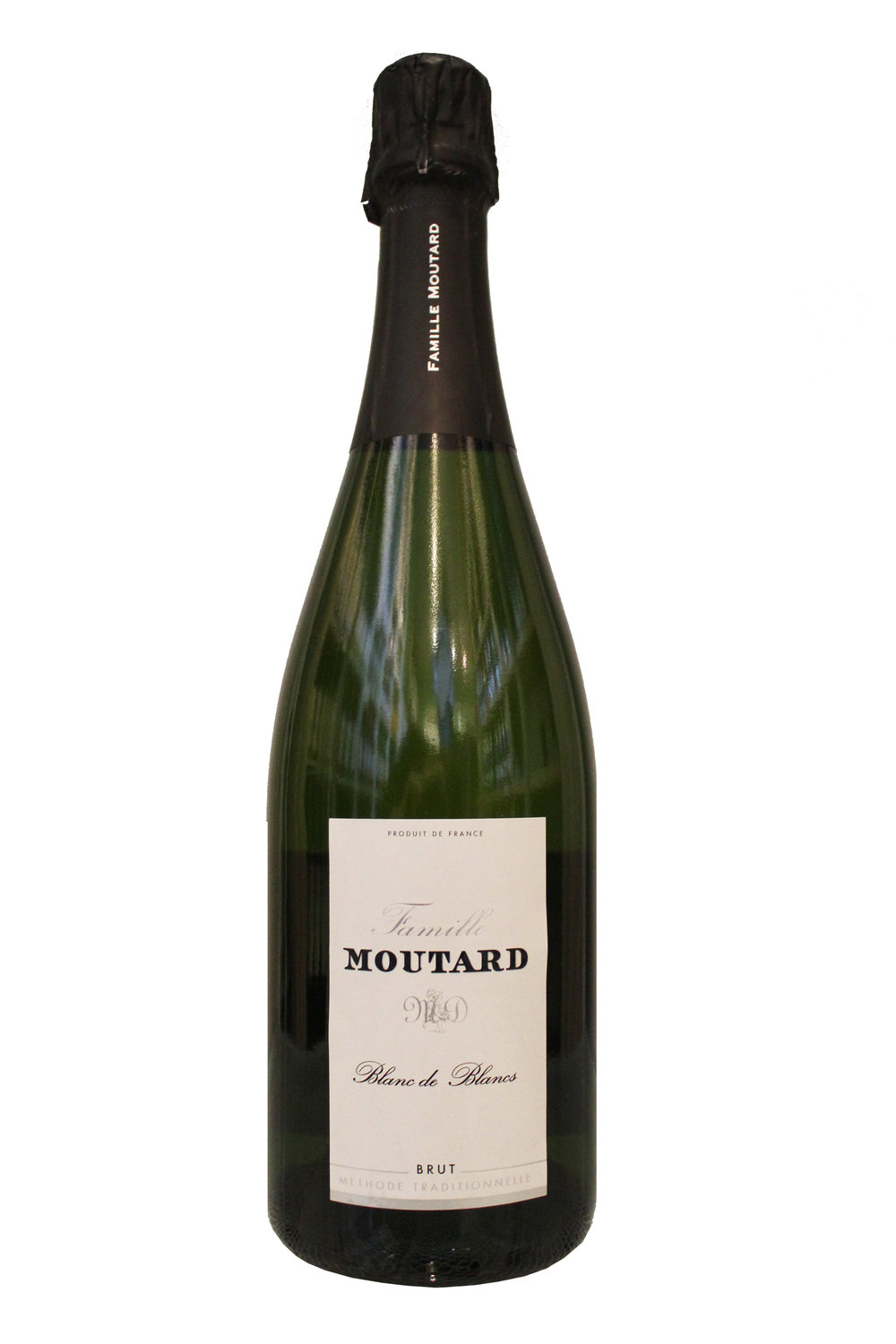 Blanc de Blancs Moutard, France