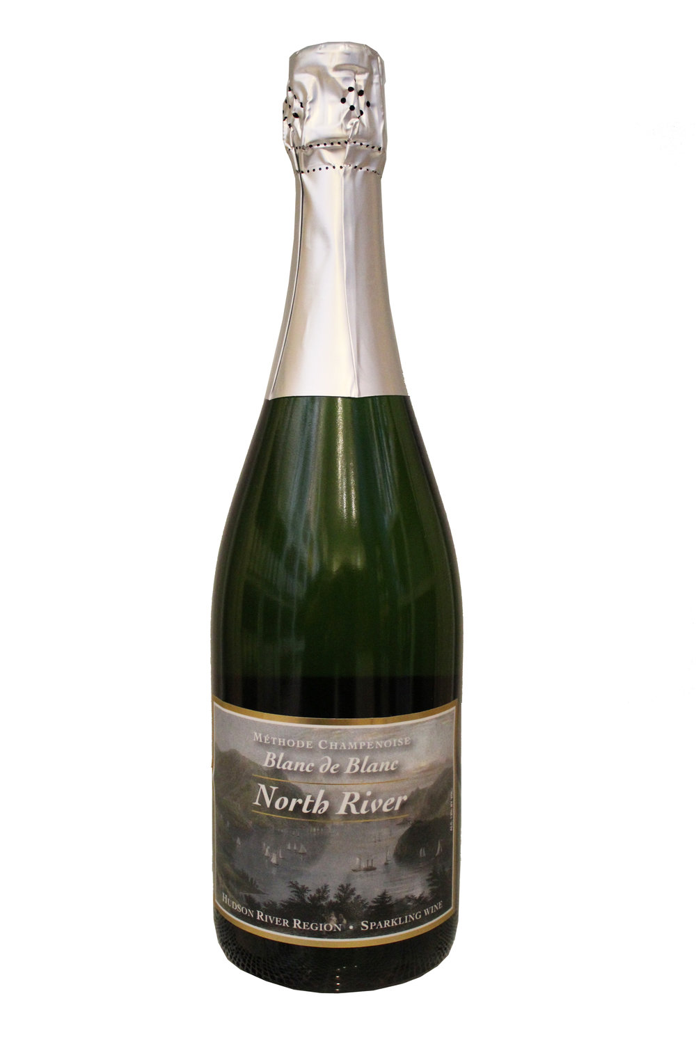 Blanc de Blancs North River, New York