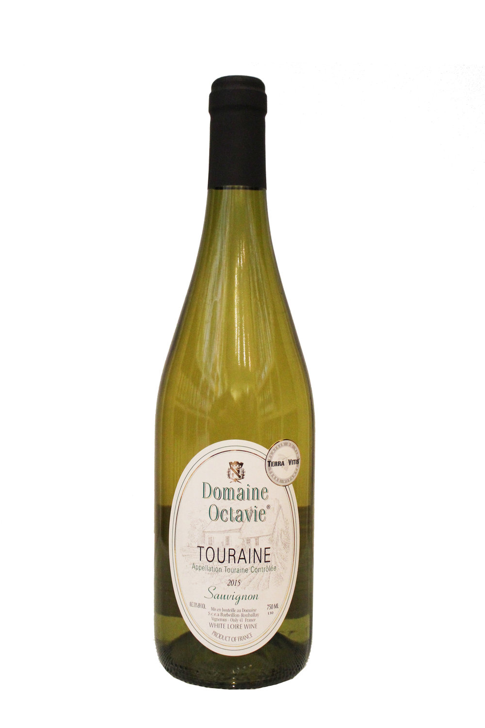 Touraine Sauvignon  Domaine Octavie,  France