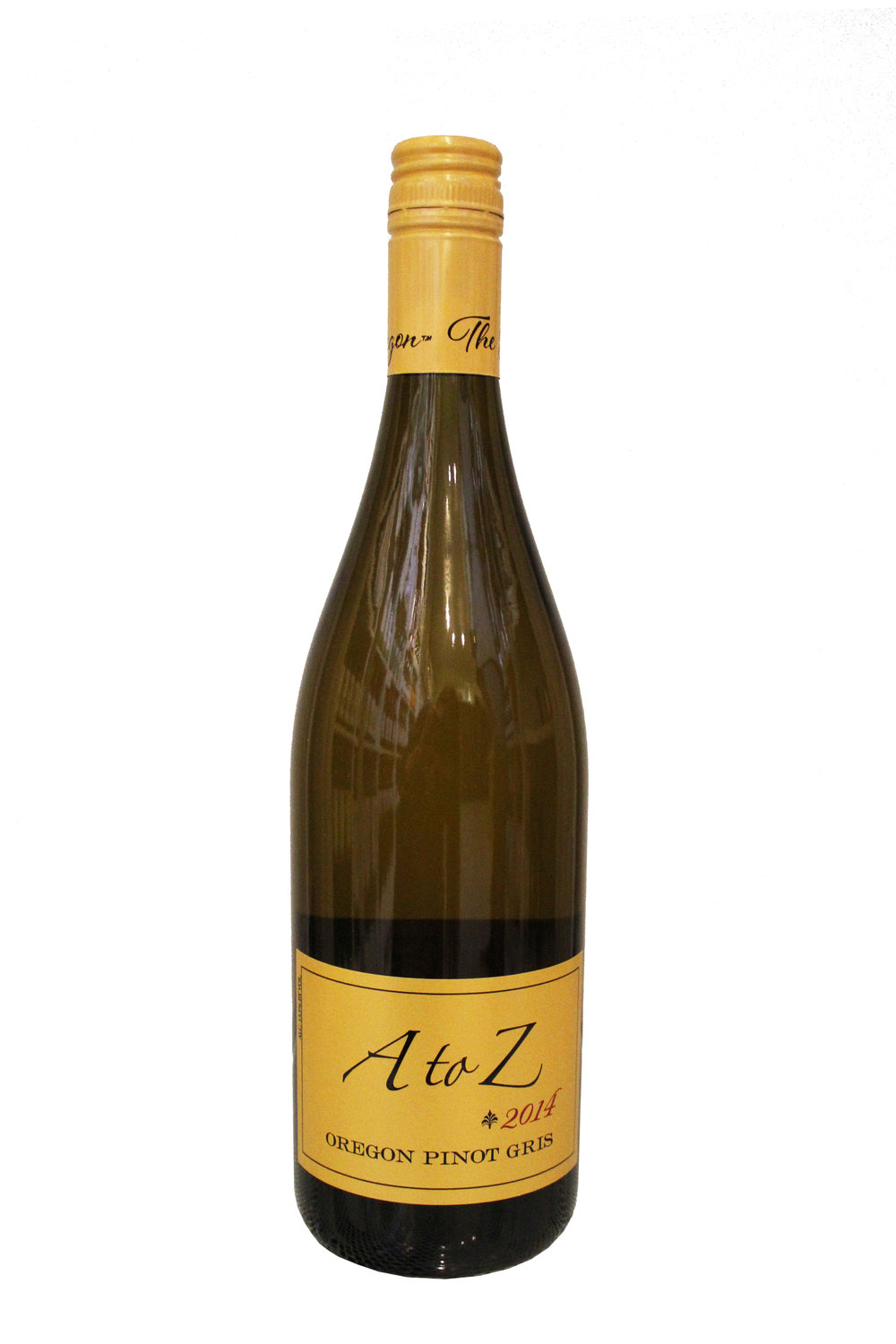 Pinot Gris  A to Z,  Oregon