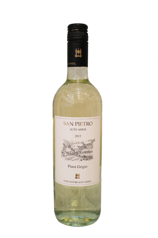 Pinot Grigio San Pietro,Italy