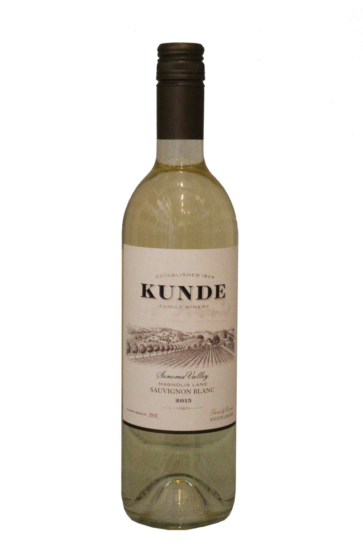 Sauvignon Blanc  Kunde, California