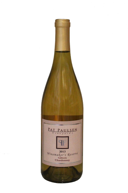 Chardonnay  Pat Paulsen, California