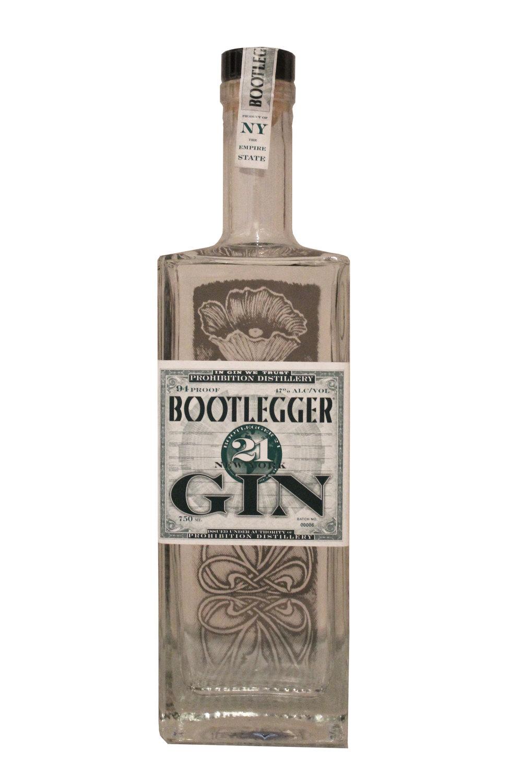 Gluten-Free Gin  Bootlegger 21, New York