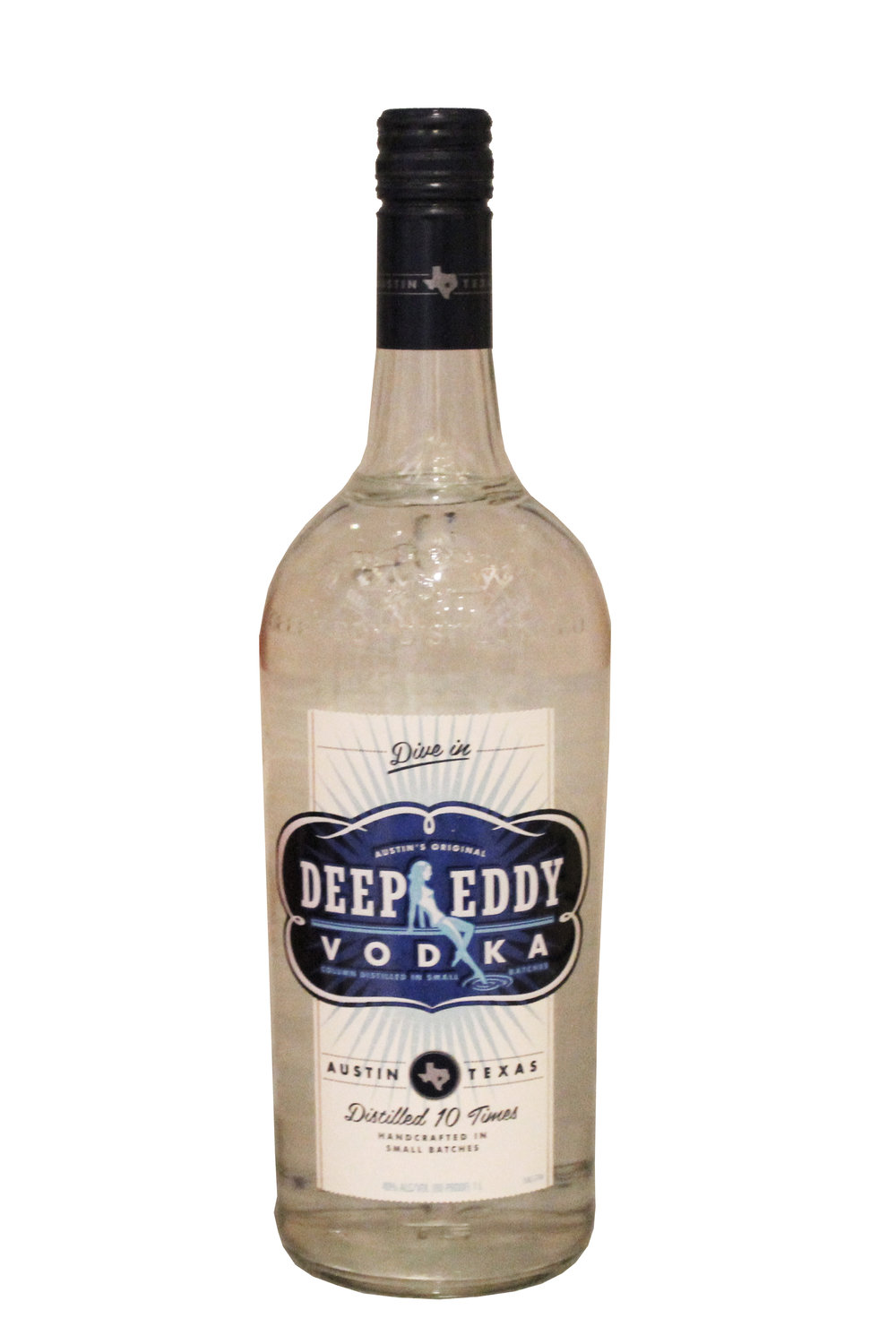 Distilled Vodka  Deep Eddy,  Texas