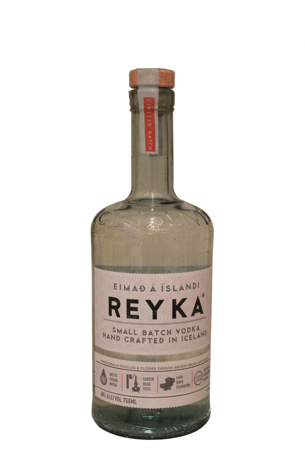 Small-Batch Handcrafted Vodka Reyka, Iceland