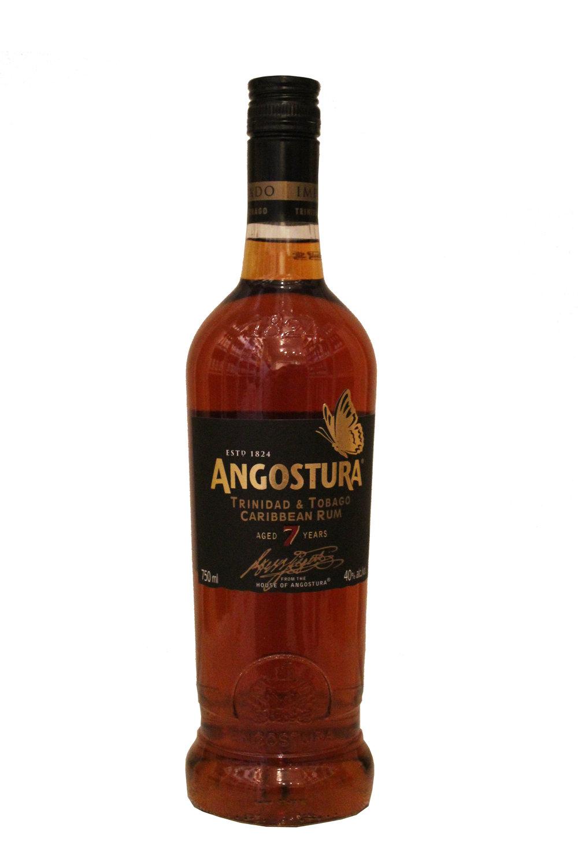 7 Year Aged Caribbean Rum  Angostura, Trinidad