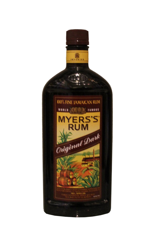 Jamaican Dark Rum  Myer's Rum, Jamaica