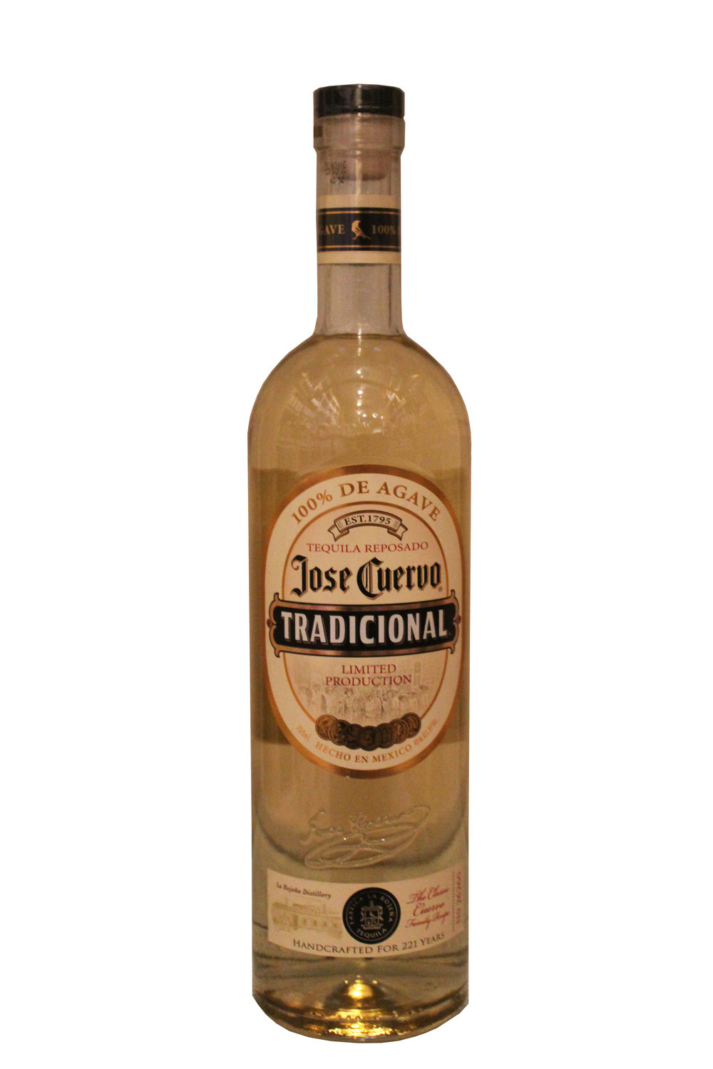 Limited Production Reposado  Jose Cuervo,  Mexico