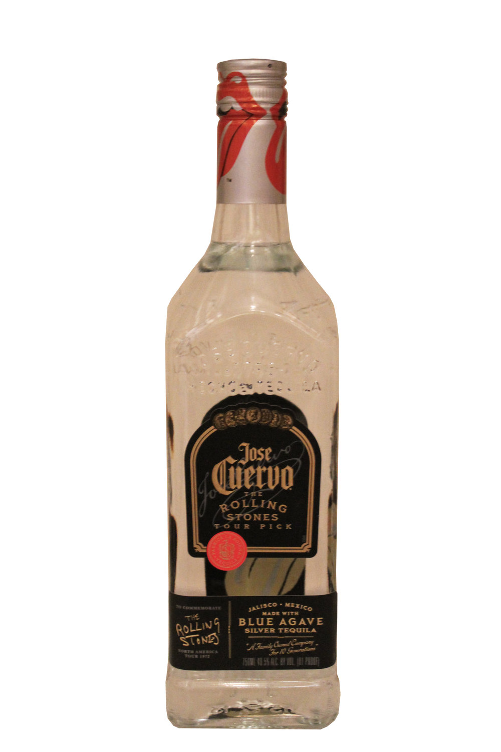 Limited Edition Rolling Stones  Jose Cuervo,  Mexico