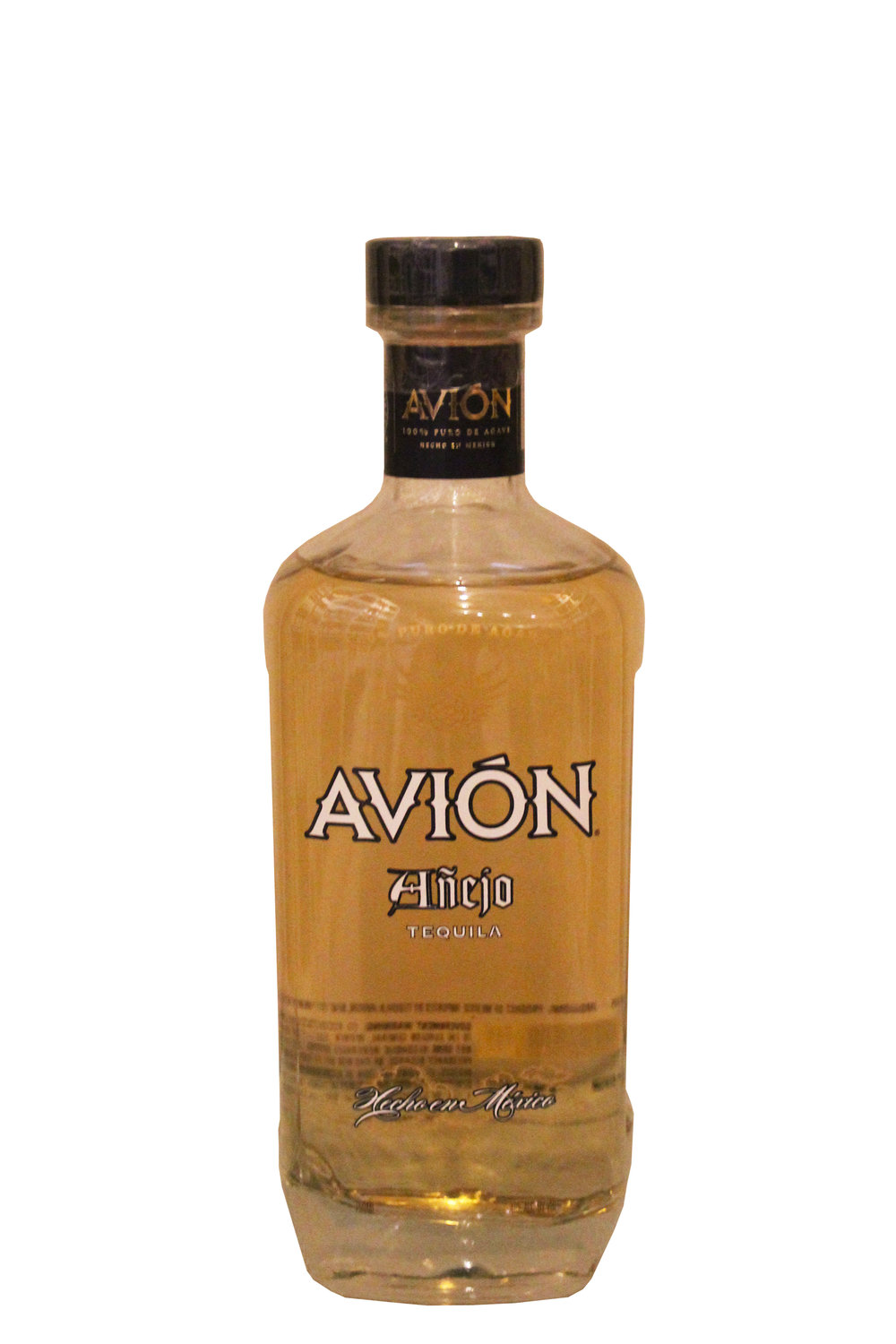 Traditional Anejo Tequila Avion, Mexico