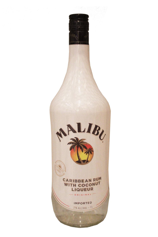 Coconut Caribbean Rum  Malibu , Barbados