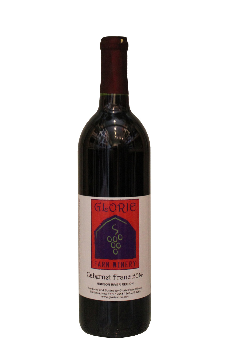 Cabernet Franc Glorie Farm Winery, New York