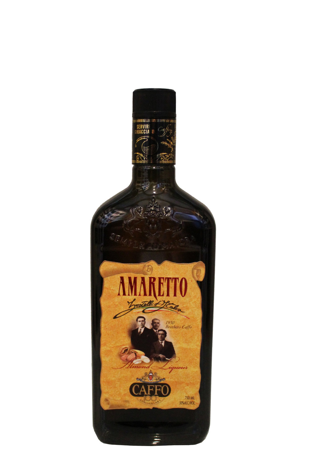 Amaretto Liqueur  Caffo,  Country