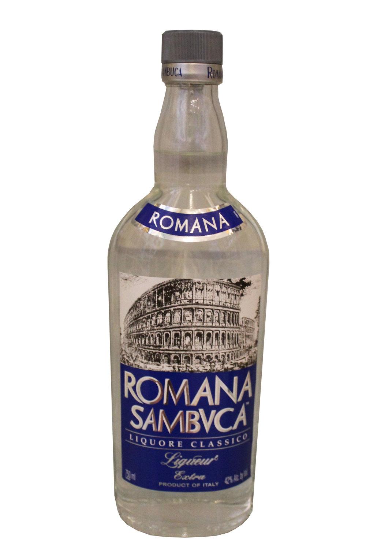 Anise Liqueur  Romana Sambuca,  Italy
