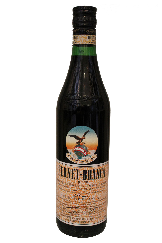 Herbal Liqueur  Fernet-Branca, Italy
