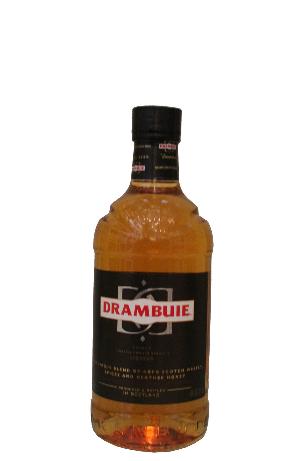 Spiced Scotch Liqueur  Drambuie,  Scotland