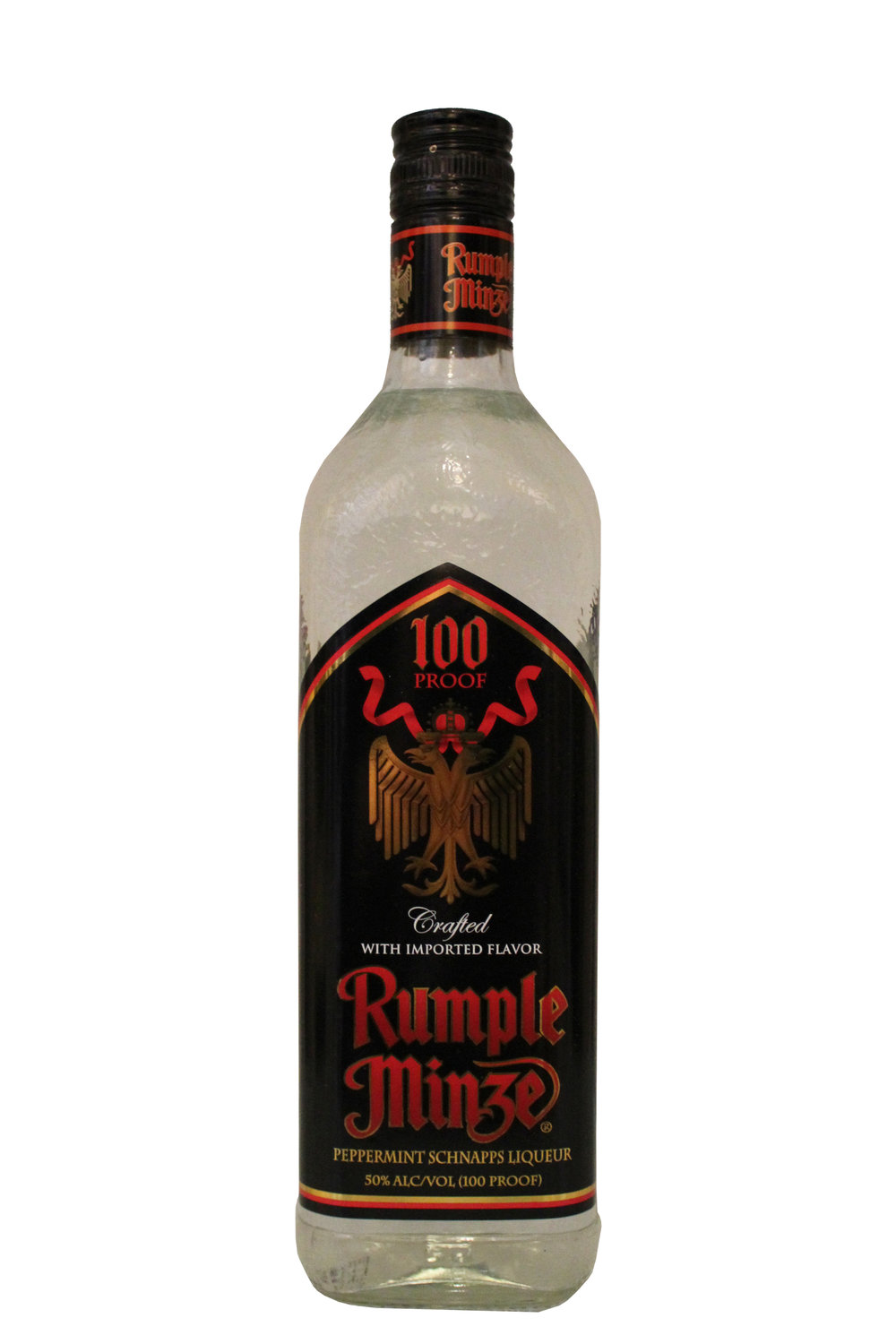Peppermint Schnapps Liqueur  Rumple Minze,  London