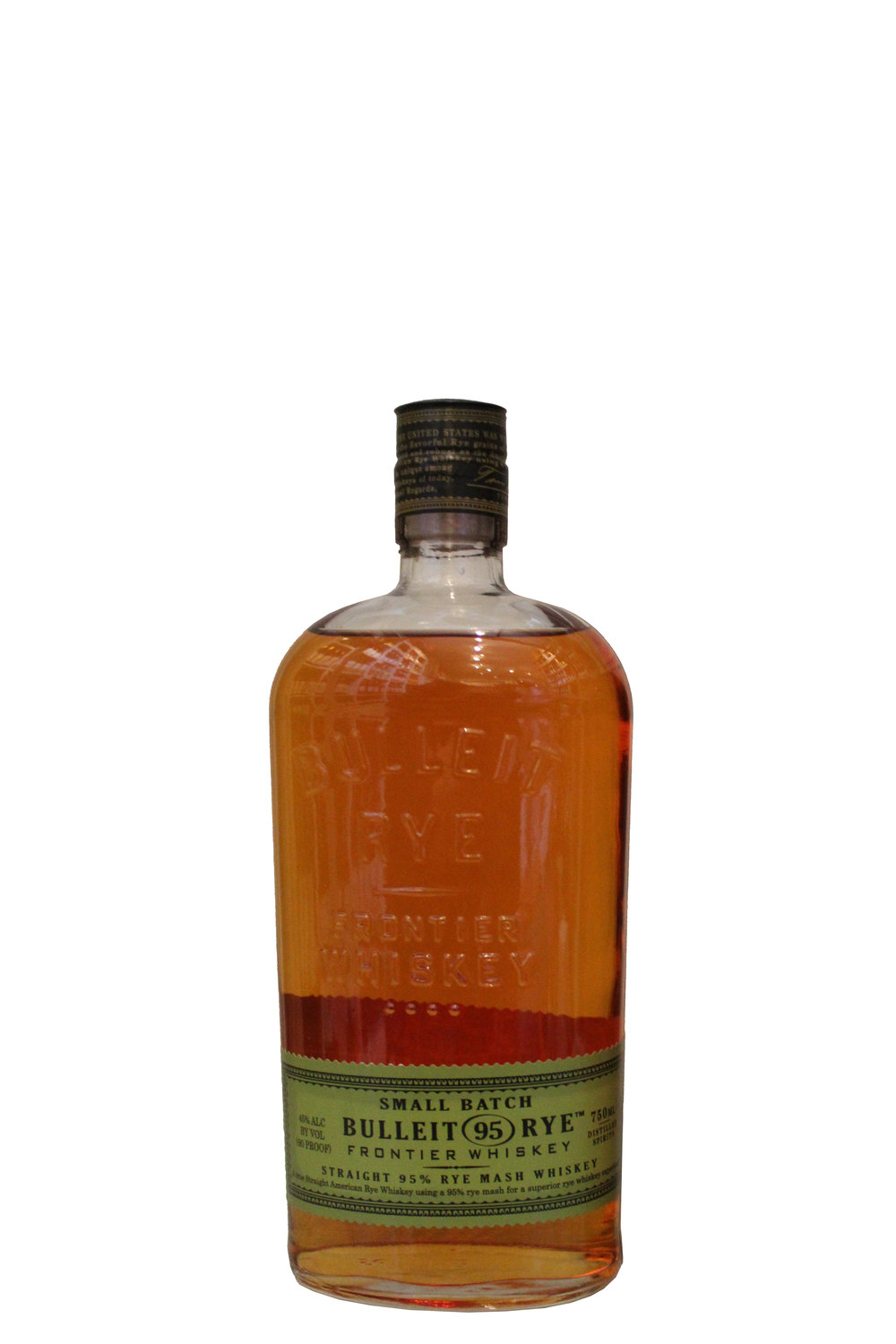 Small-Batch Rye Whiskey  Bulleit Rye,  Kentucky