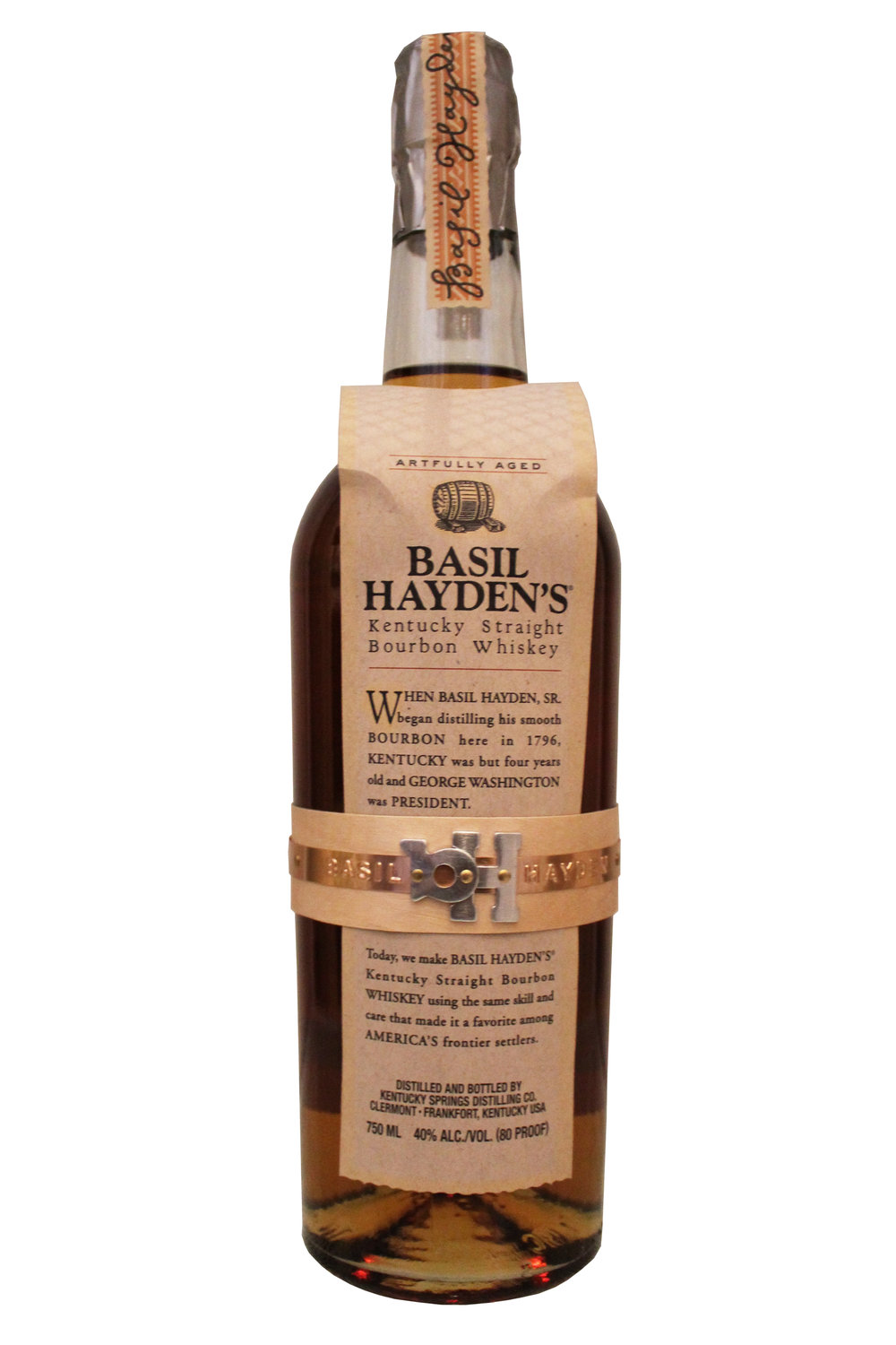 Bourbon Whiskey  Basil Hayden,  Kentucky
