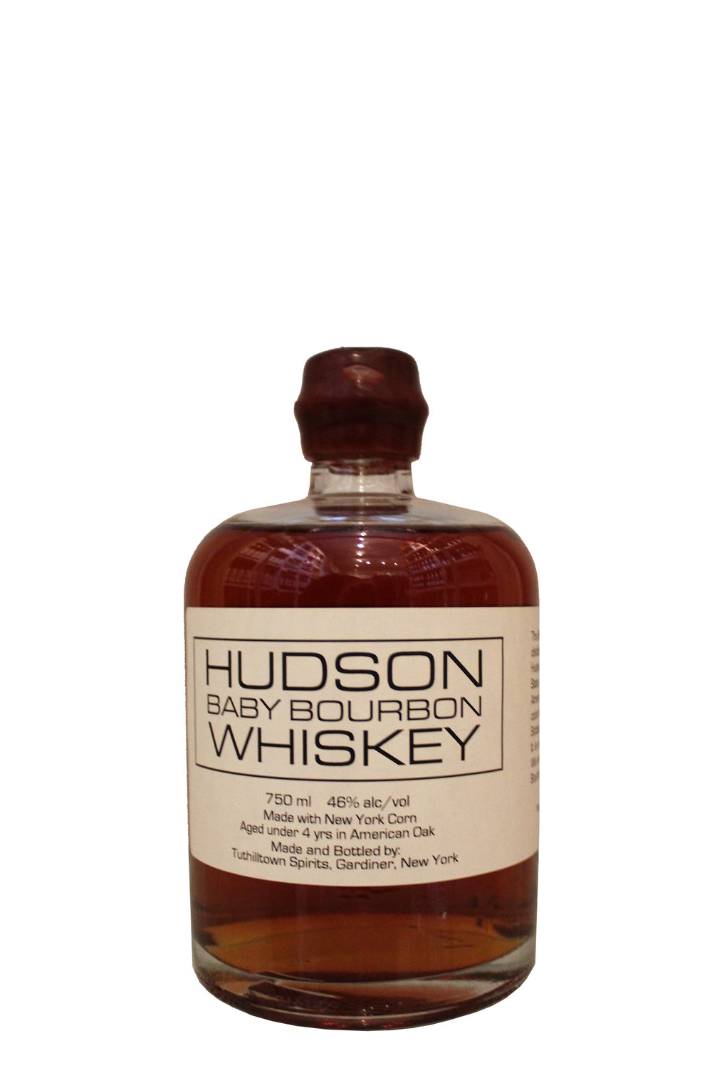 Bourbon Whiskey Hudson Whiskey, New York