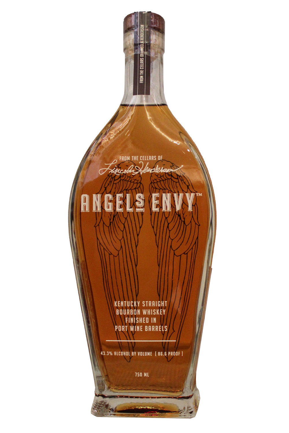 Port Wine Aged Bourbon Angels Envy, Kentucky