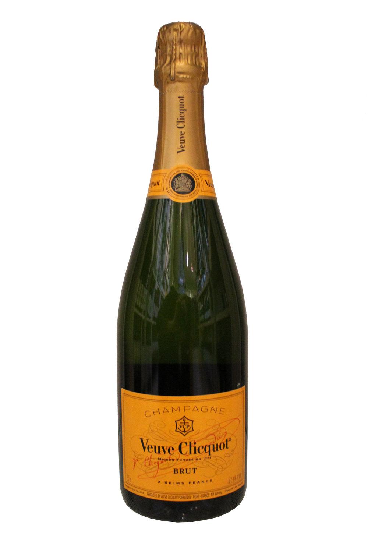 Champagne Brut Veuve Clicquot,France