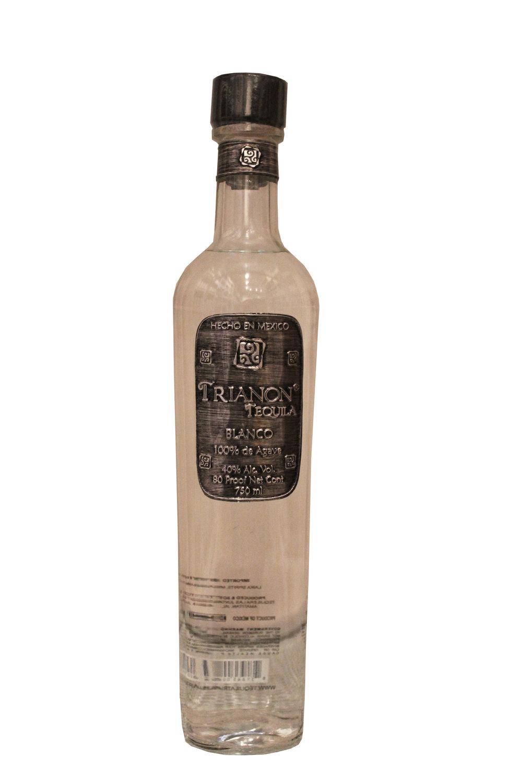 Silver Tequila  Trianon Tequila, Mexico