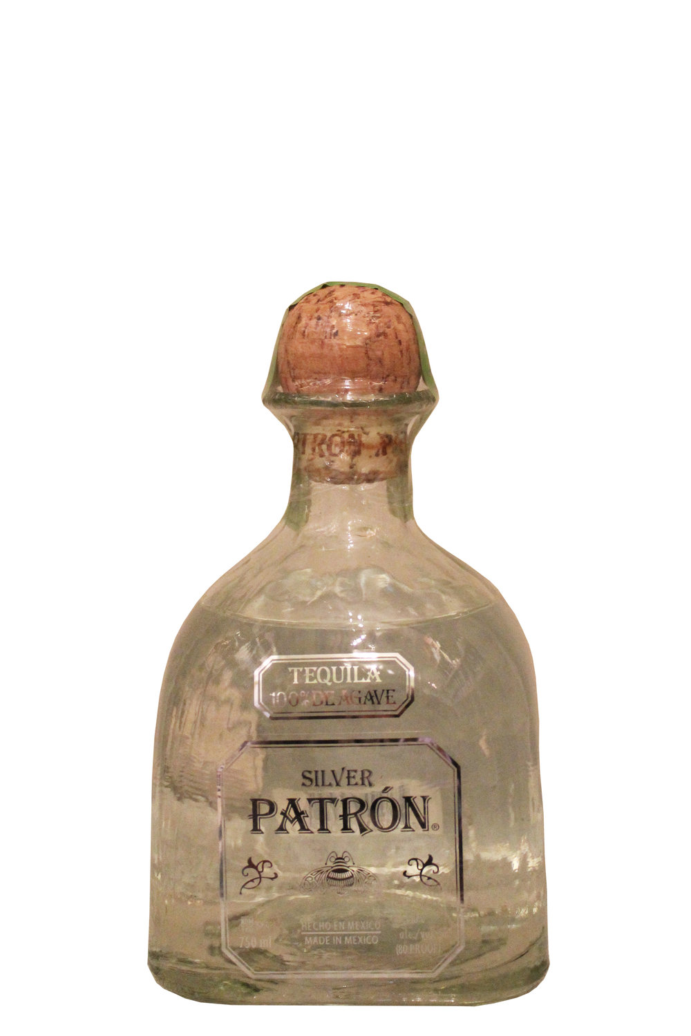 Traditional Silver Tequila  Patron,  Mexico