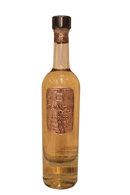 Reposado Tequila  Trianon Tequila, Mexico