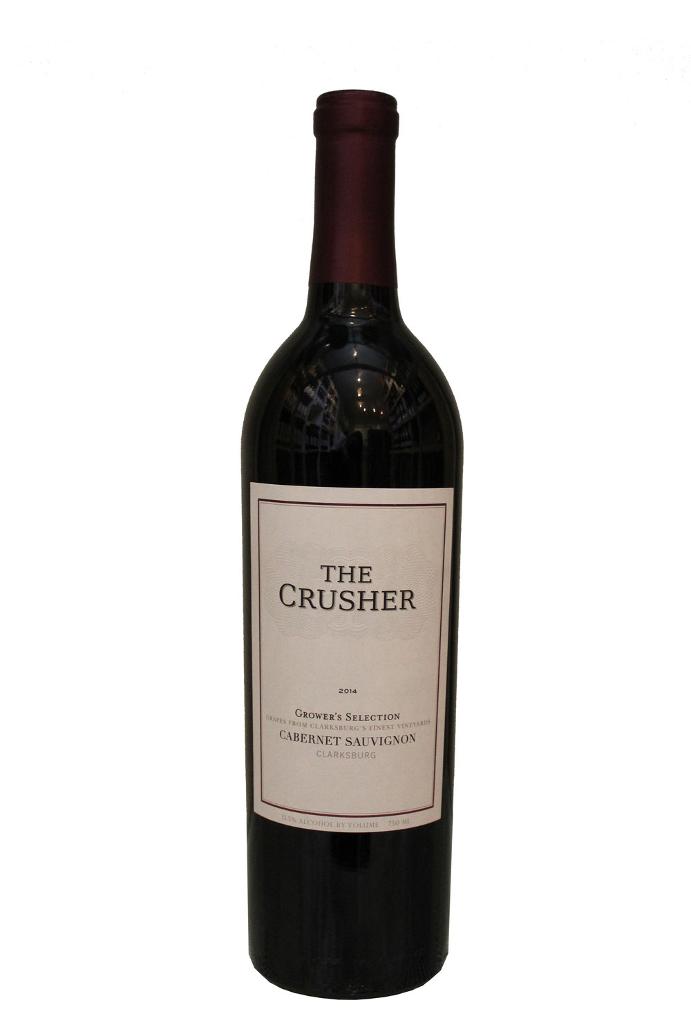 Cabernet Sauvignon  The Crusher , California
