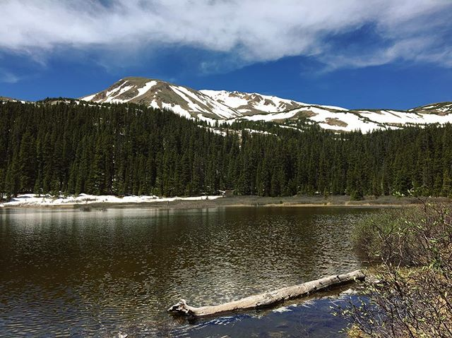 Hassell Lake was... a bit of a hassle! We hiked 5.5 miles which included a (beautiful) wrong turn.