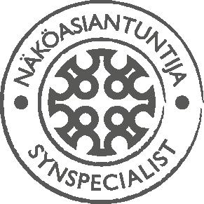 Näköasiantuntijat, Näköasiantuntija, Näköasia, Synspecialist, optikko, kotimainen