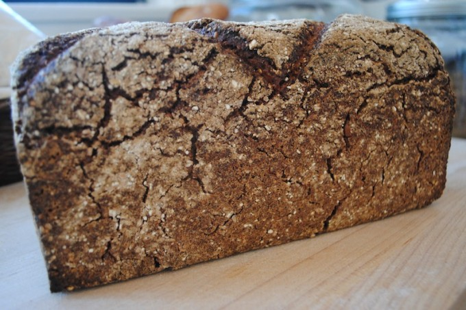 Sprouted Vollkornbrot