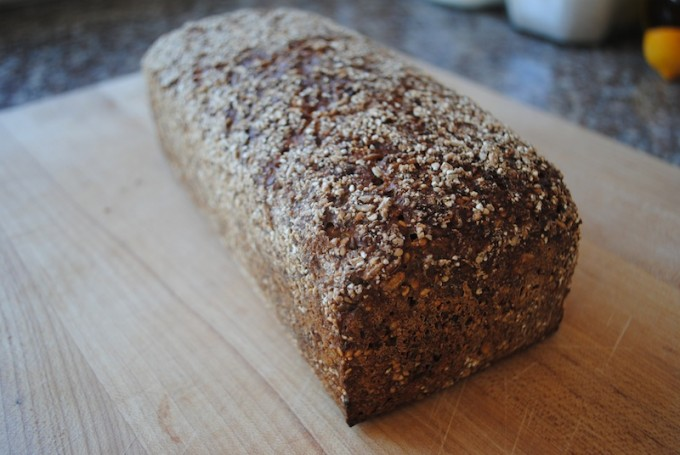 Chad Robertson's Rugbrøt