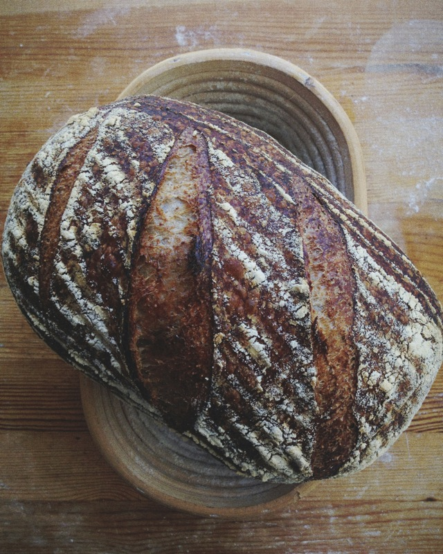 Sprouted Amaranth Bread Loaf