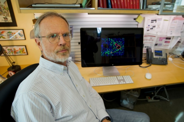 Roeland Nusse was awarded the 2017 Breakthrough Prize in Life Sciences for his contributions to the understanding a signaling molecule called Wnt.  Norbert von der Groeben