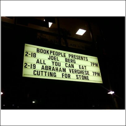 BookPeople, Austin, TX - Photo: JC Dwyer
