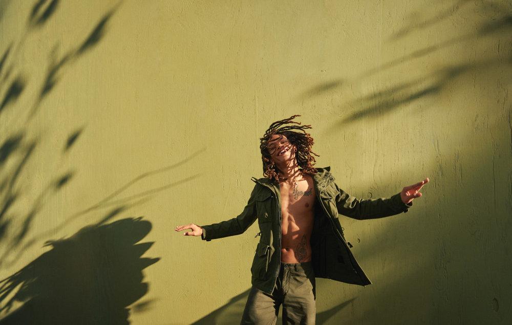 SISLEY CAMPAIGN   PHOTOGRAPHY RYAN MCGINLEY  HAIR