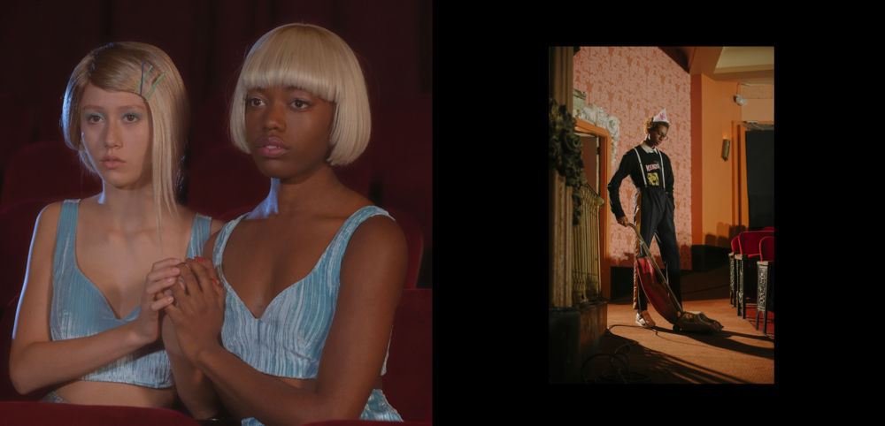 Kenzo F/W Campaign 2018  Hair  Photographed by: Logan Jackson