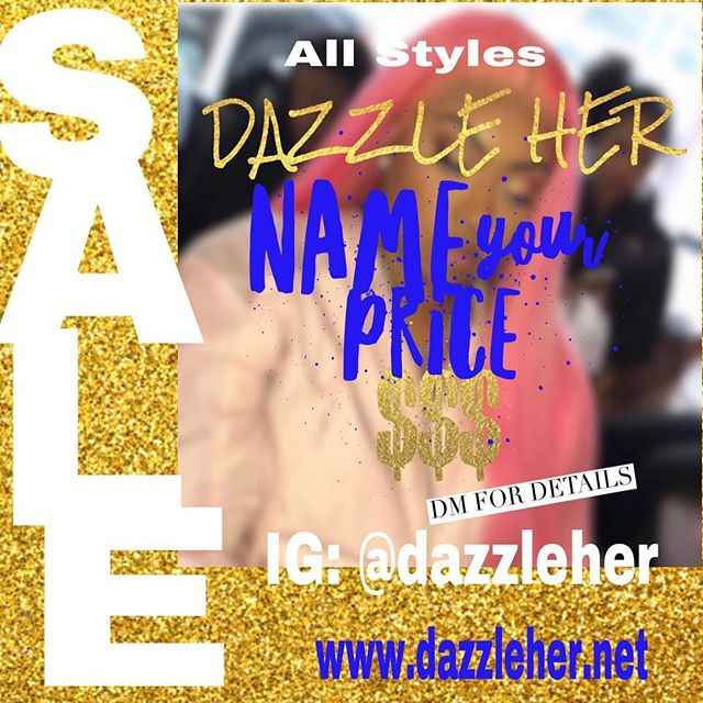 The Name your Price sale begins now until the end of September, get in on these bundles sis 🔥🔥 👉🏽Just DM me your price and if it's reasonable, you got a deal👈🏽 All textures, patterns, lengths and wigs #dazzleher #hairsale #wholesalehair #atlhairstylist #dallashairstylist #blackhairstyles #hairextensions #bundlesforsale