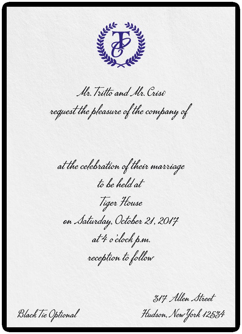 Tritto Crisi Wedding — Rameses Tritto Crisi / Marketing and Brand ...