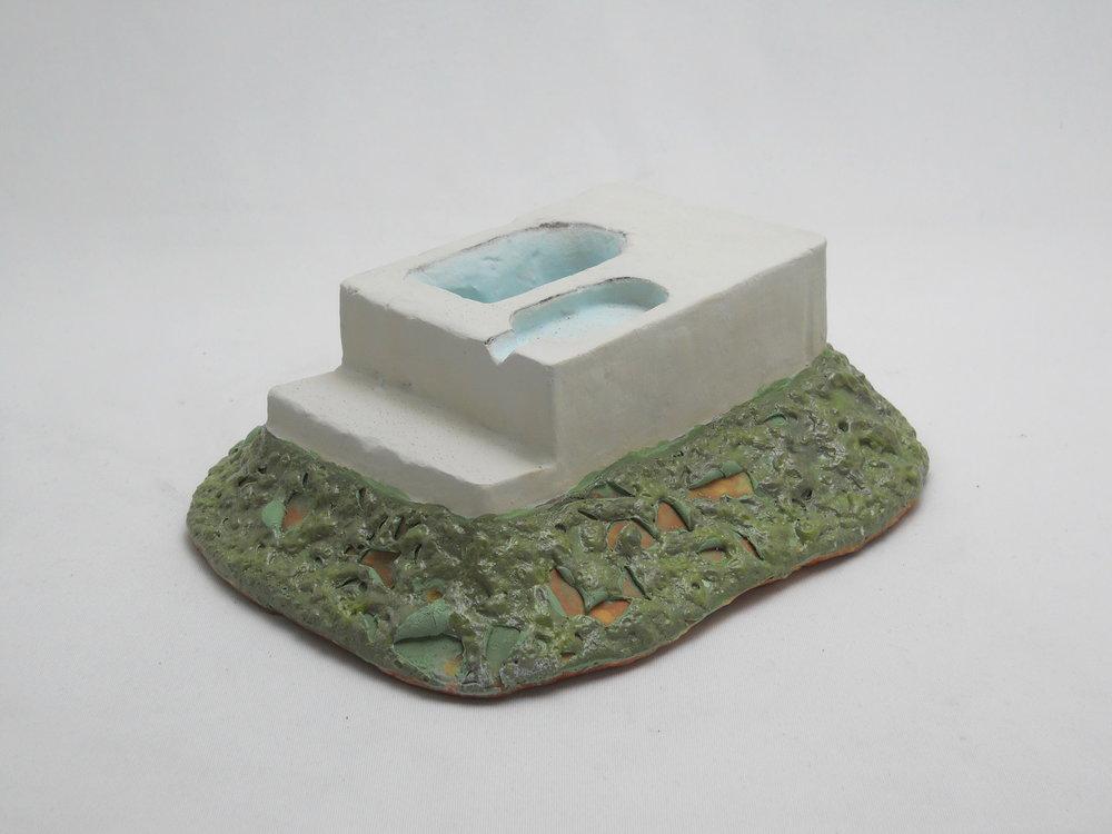 Swimming Pool Ash Tray